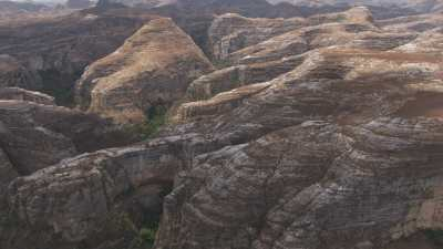 Vallée, Parc National d'Isalo
