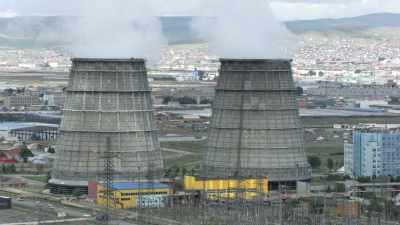 Quartiers polulaires et centrale thermique