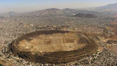 Cratère de Xico