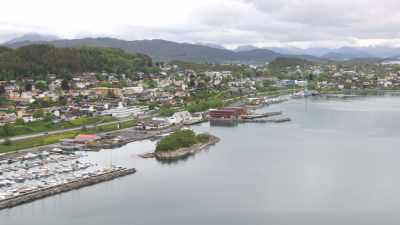Littoral et fjord