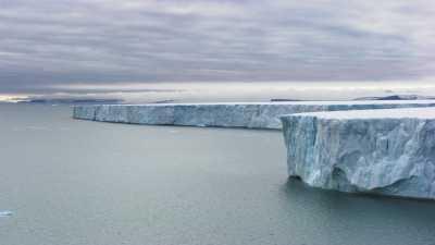 Le glacier Austfonna