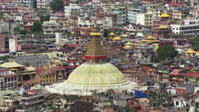 La Stupa de Bodnath