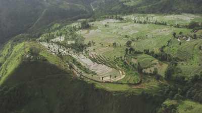 Paysages du Népal