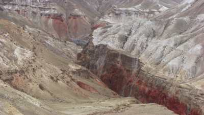 Paysages du Mustang