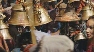Mouvements de foule, fête hindoue de Gadhimai