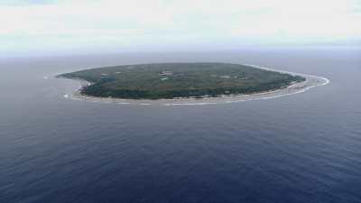 Plans de découverte de l'île de Nauru