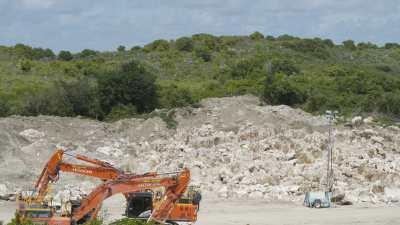 Extraction de phosphate