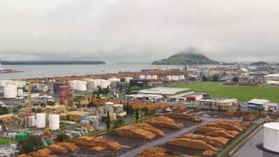 Port, cargos et conteneurs