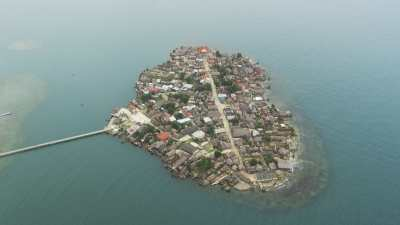 Isla Playon Chico et San Ignacio de Tupile