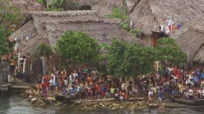 Isla San Ignacio de Tupile