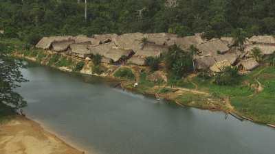 Village d'indiens Kuna