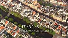 La ville et les moulins de Kinderdijk
