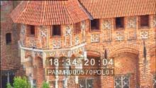 La ville et le Château de Malbork
