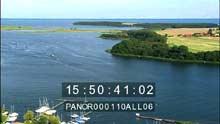 Lac Muritz et village sur pilotis