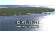 Le pont d'Oresund, reliant la Suède au Danemark