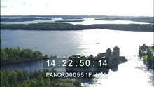 La forteresse d'Olavinlinna
