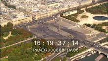Beaubourg, Concorde, Grand Palais