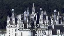 Toits du château, plans larges