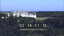Perspectives du château, la forêt