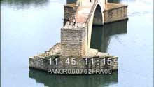 Pont d'Avignon, ville, Palais des Papes