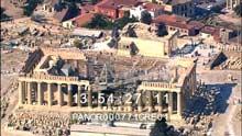 La ville et l'Acropole