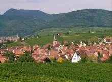 Villages et vignobles d'Alsace
