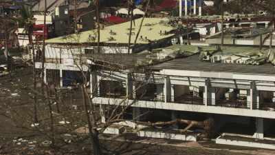 Ville et campagne après le typhon Haiyan