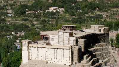 Fort Baltit,lieu historique