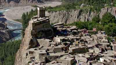 Fort Altit,lieu historique