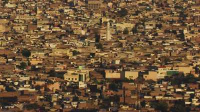 La ville et Rawalpindi