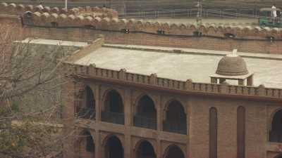 Le fort Bala Hisar