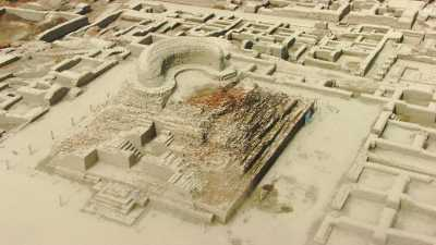 Ruines archéologiques de Mohenjo Daro