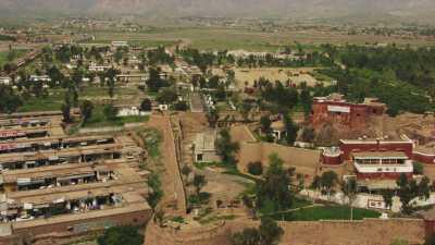 Fort Jamrud, Passe de Khyber