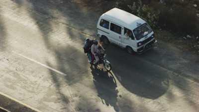 Transport routier et ville de   Shekhupura