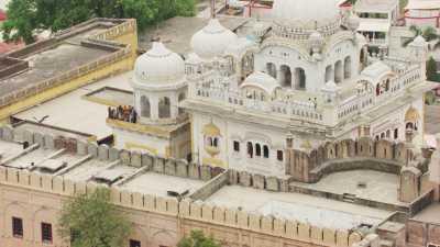 Mausolée du Maharaja Ranjit Singh