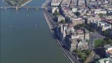 Budapest, le parlement