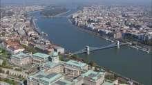 Budapest, le parlement, les bains