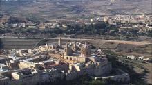 La ville fortifiée de Mdina