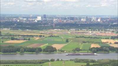 Rotterdam et campagne