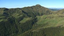 Anciennes régions  volcaniques