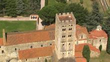 Prades et l'Abbaye Saint-Michel-de-Cuxa