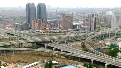 Environnement urbain près de la Ville