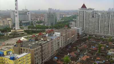 Le centre ville