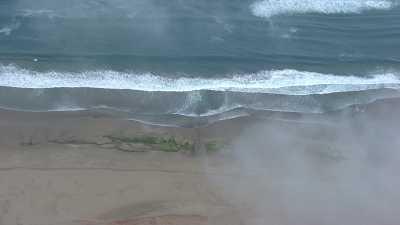 La côte, littoral, plages, ports, villages,Casablanca
