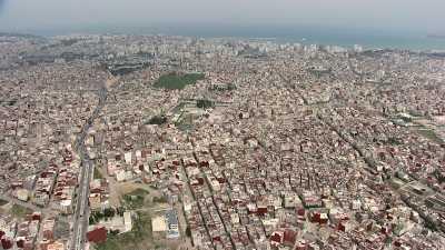 Une ville en pleine  croissance économique