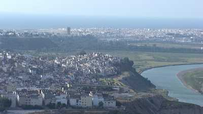 Les environs de la ville