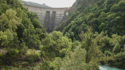 Barrage de Monteynard-Avignonet