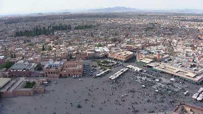 Place Jemaa el-Fna