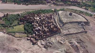 Le ksar Aït-Ben-Haddou