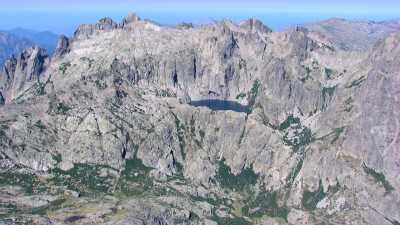 Lacs de Goria, de Melo et Capitello